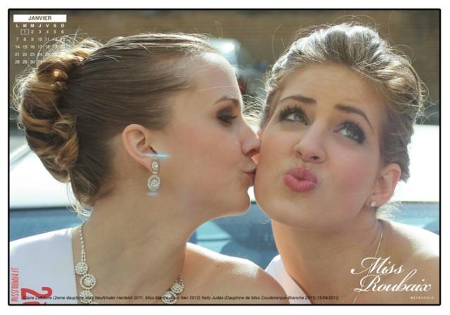 Miss Roubaix Calendrier 2013