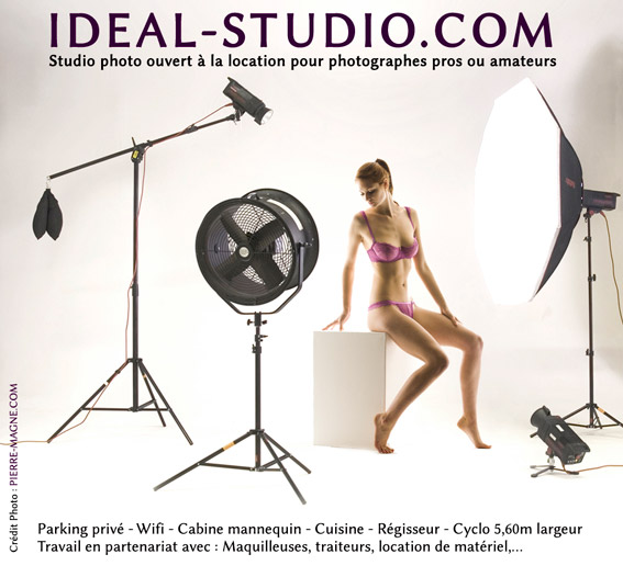 ideal studio roubaix