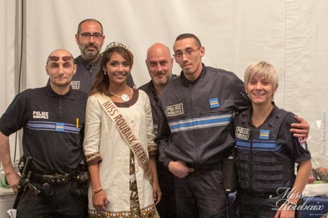 police municipal de Roubaix