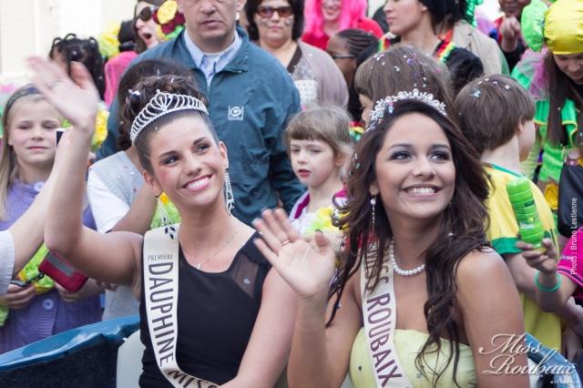 miss roubaix au grand carnaval