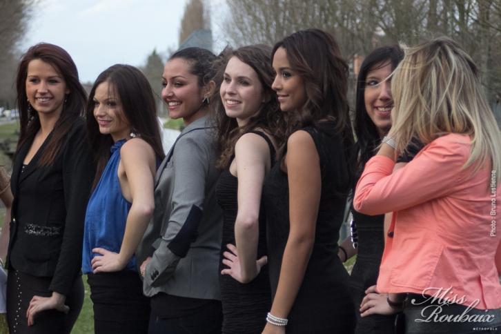 Casting Miss Roubaix Métropole 2013