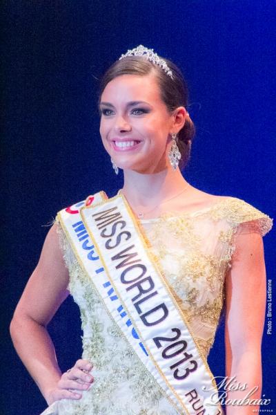 Miss France Marine Lorphelin