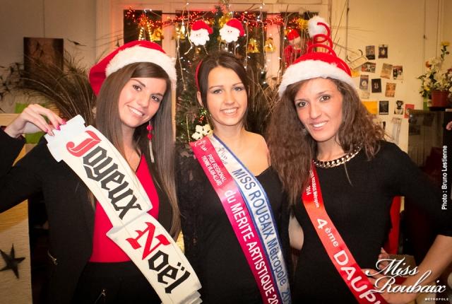 Joyeux Noel avec Miss Roubaix !